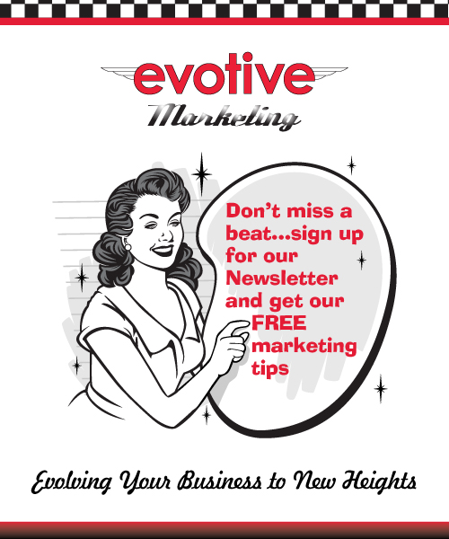 facebook evotive marketing