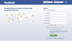 Example Of A Non-Public Facebook Page