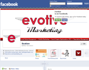 example of public facebook page